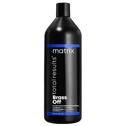 Matrix Total Results Brass Off Conditioner 1lt